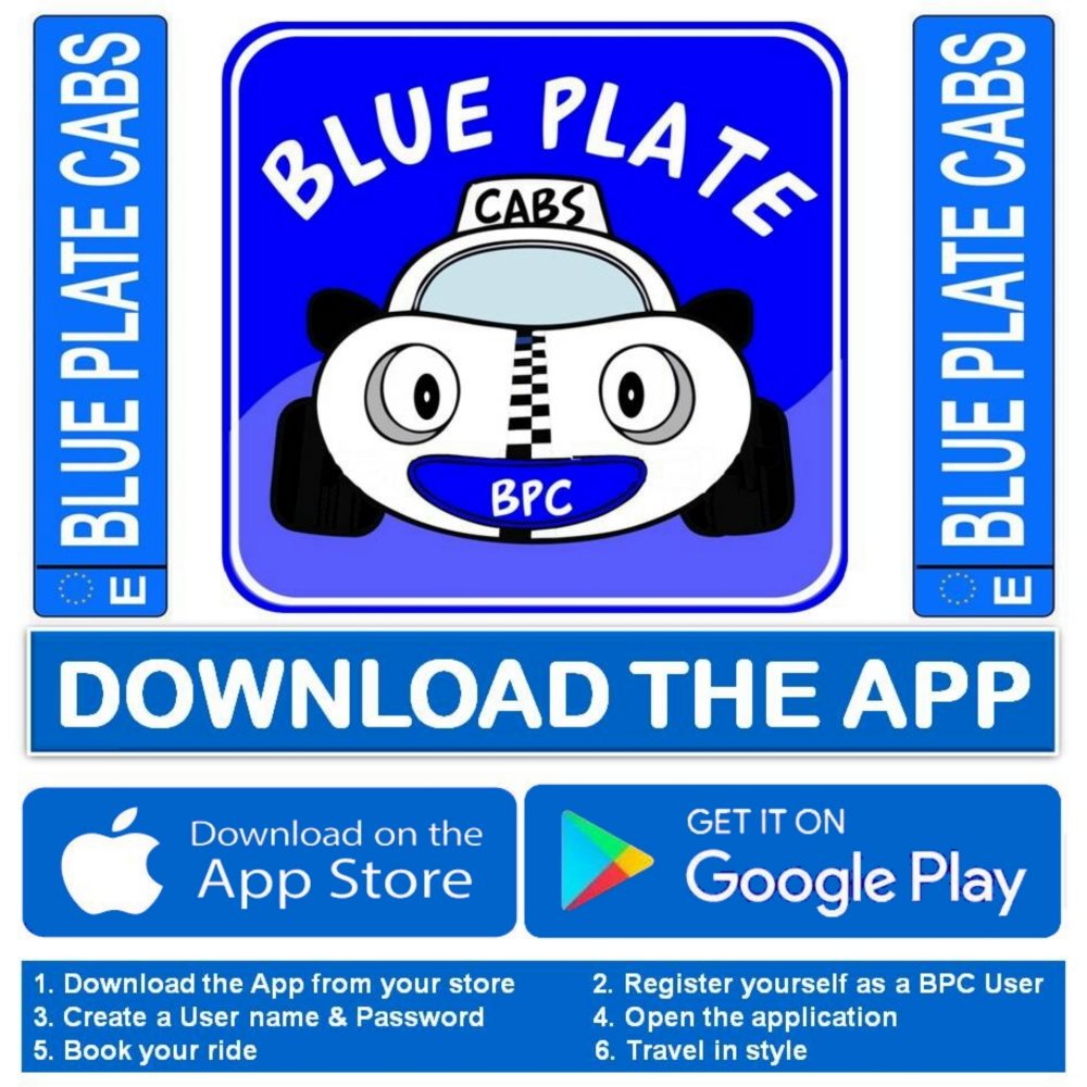 Blue Plate Cabs